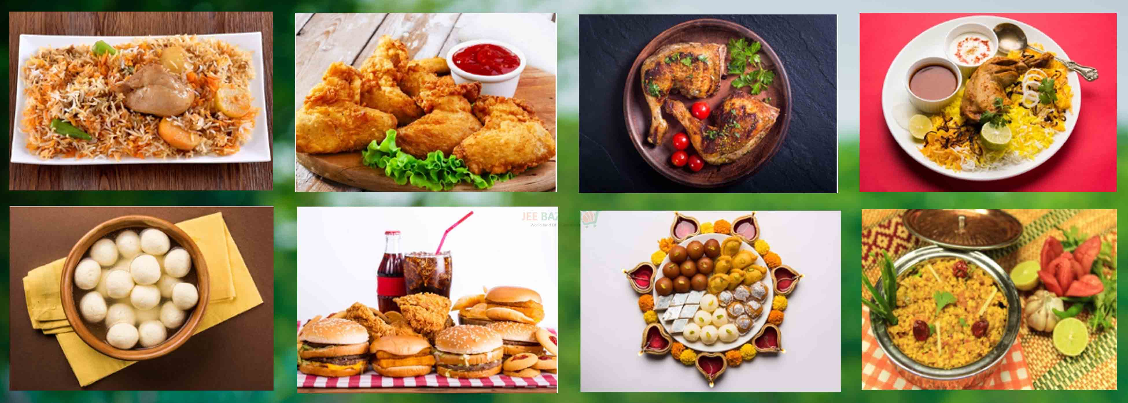 Order Online from Jee Foods